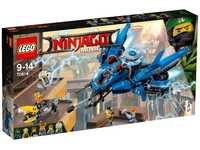LEGO The Ninjago Movie 70614 Самолет-молния Джея