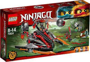 LEGO Ninjago 70624 Алый захватчик