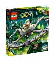 LEGO Alien Conqest 7065 ALIEN MOTHERSHIP