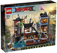 LEGO The Ninjago Movie 70657 Порт Ниндзяго Сити