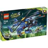 LEGO Alien Conquest 7067 Вертолёт защитников