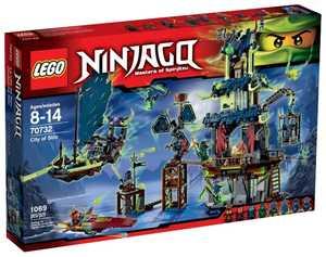 LEGO Ninjago 70732 Город Стикса