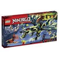 LEGO Ninjago 70736 Атака дракона Морро