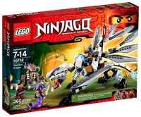 LEGO Ninjago 70748 Титановый дракон