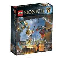 LEGO Bionicle 70795 Создатель Масок против Стального Черепа
