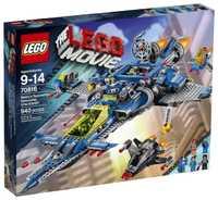 LEGO The LEGO Movie 70816 Космический корабль Бенни