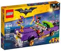 LEGO The Batman Movie 70906 Пресловутый лоурайдер Джокера