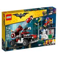 LEGO The Batman Movie 70921 Тяжёлая артиллерия Харли Квинн