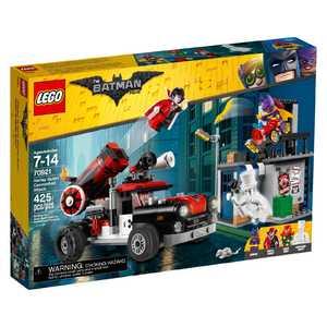 LEGO The Batman Movie 70921 Тяжёлая артиллерия Харли Квинн