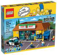 "LEGO The Simpsons 71016 Магазин ""На скорую руку"""
