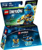 LEGO Dimensions 71215 Джей