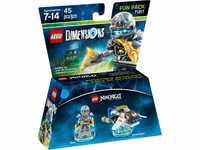 LEGO Dimensions 71217 Зэйн