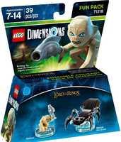 LEGO Dimensions 71218 Голлум