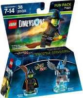 LEGO Dimensions 71221 Злая ведьма