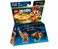 LEGO Dimensions 71222 Лавал