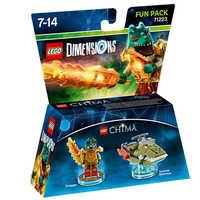 LEGO Dimensions 71223 Крэггер
