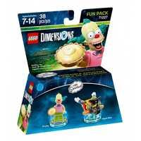LEGO Dimensions 71227 Клоун Красти