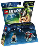 LEGO Dimensions 71240 Бэйн