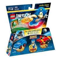 LEGO Dimensions 71244 Ёж Соник