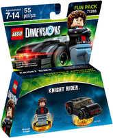 LEGO Dimensions 71286 Рыцарь дорог