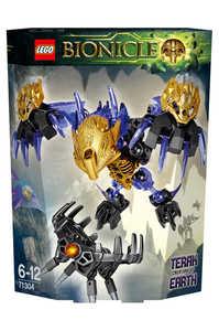 LEGO Bionicle 71304 Терак - порождение Земли