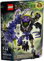 LEGO Bionicle 71315 Сокрушающее чудовище