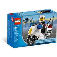 LEGO City 7235 Полицейский мотоцикл