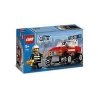 LEGO City 7241 Машина пожарной команды