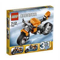 LEGO Creator 7291 Уличный мятеж