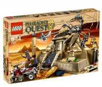LEGO Pharaohs Quest 7327 Пирамида скорпиона