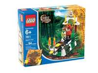 LEGO Adventurers 7411 Tygurah's Roar