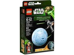 LEGO Star Wars 75010 Истребитель B-wing и планета Эндор