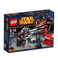 LEGO Star Wars 75034 Боевой Комплект: Воины Звезды Смерти