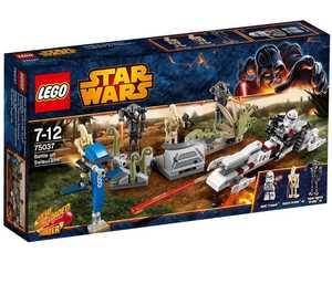 LEGO Star Wars 75037 Битва в Салеуками