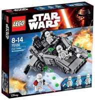 LEGO Star Wars 75100 Снежный спидер Первого Ордена