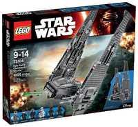 LEGO Star Wars 75104 Командный шаттл Кайло Рена