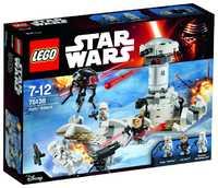 LEGO Star Wars 75138 Нападение на Хот