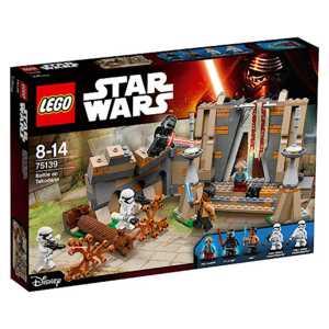 LEGO Star Wars 75139 Битва на планете Такодана