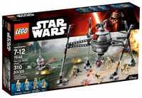 LEGO Star Wars 75142 Самонаводящийся дроид-паук