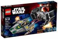 LEGO Star Wars 75150 Истребитель Вейдера против звёздного истребителя