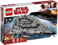 LEGO Star Wars 75190 Звездный разрушитель Первого Ордена