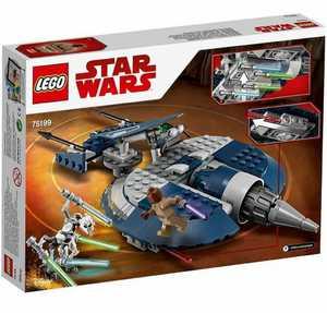 LEGO Star Wars 75199 Боевой спидер генерала Гривуса