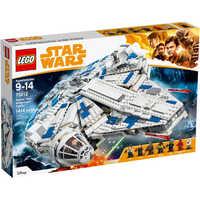 LEGO Star Wars 75212 Сокол Тысячелетия на Дуге Кесселя
