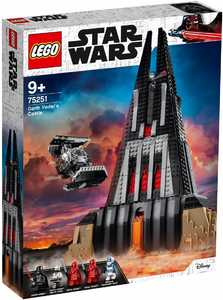 Lego Star Wars 75251 Замок Дарта Вейдера