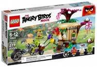 LEGO The Angry Birds Movie 75823 Воровство яиц на Птичьем острове