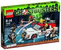 LEGO Ghostbusters 75828 Экто-1 и Экто-2