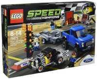 LEGO Speed Champions 75875 Форд F-150 Раптор и Форд Model A Хот-род