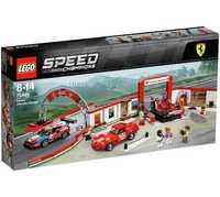 LEGO Speed Champions 75889 Гараж Ferrari