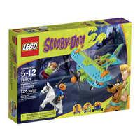 LEGO Scooby-Doo 75901 Таинственные приключения на самолёте
