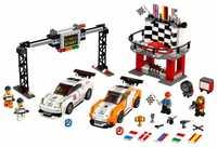 LEGO Speed Champions 75912 Финишная линия Porsche 911 GT